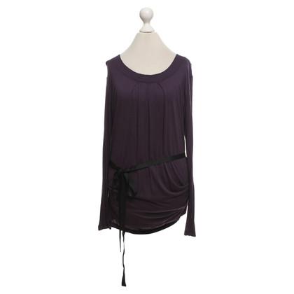 Strenesse Blue Longshirt in dark purple