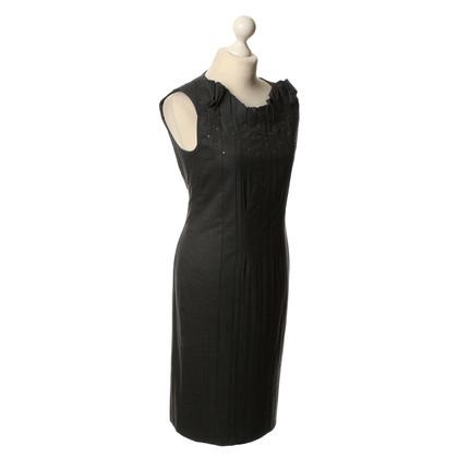 Hugo Boss Schede jurk grijs