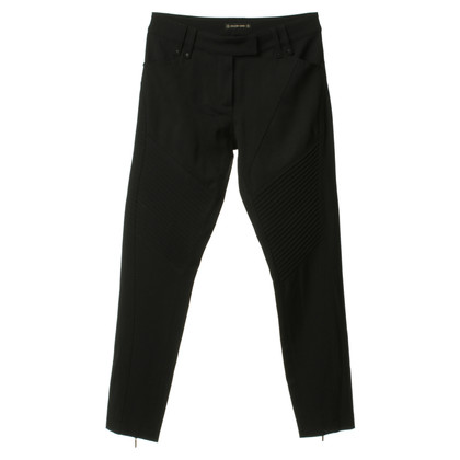 Plein Sud Pants in the biker look