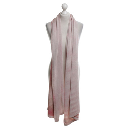 Missoni Stole in pink
