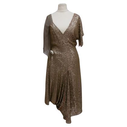 Christian Dior Dress with sequin trim