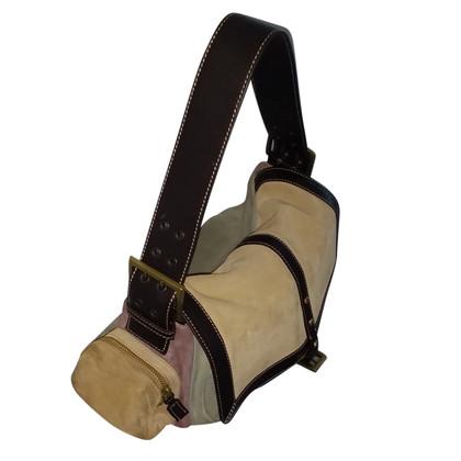 Karen Millen borsa in pelle scamosciata