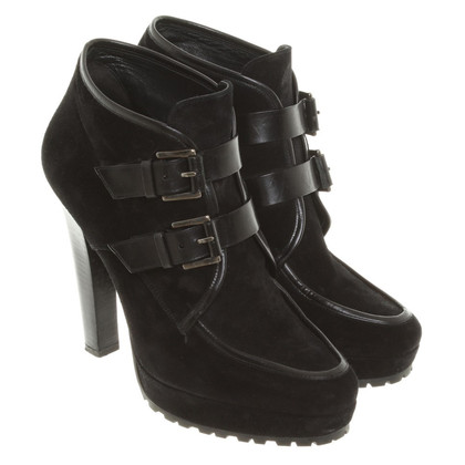 Barbara Bui Ankle Boots aus Wildleder