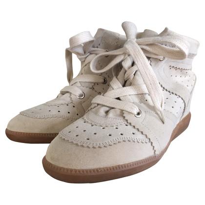 Isabel Marant Wedge Sneakers