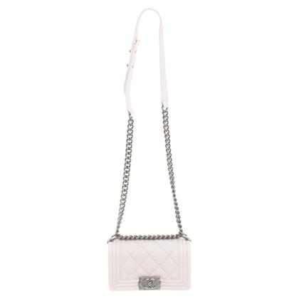 """Chanel """"Boy Bag"""" in Rosa"""