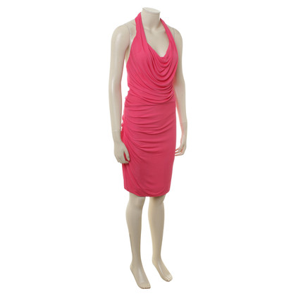 Halston Heritage Dress in pink