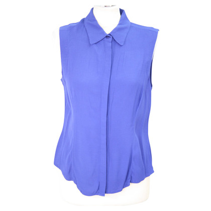Hobbs Hobbs blouse in blauw