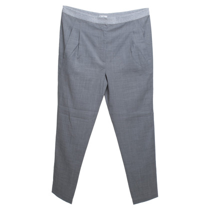 Brunello Cucinelli Hose in Grau
