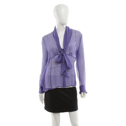Marc Cain Blouse in purple