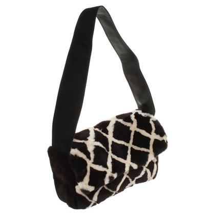 Chanel Handbag made of fur