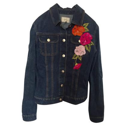 Blumarine giacca di jeans