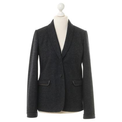 Woolrich Blazer in dark grey