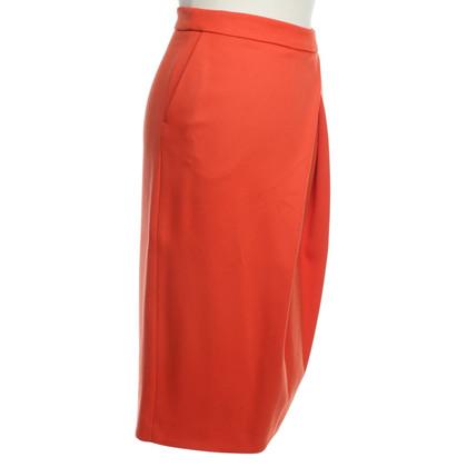 Lala Berlin Long skirt in Orange