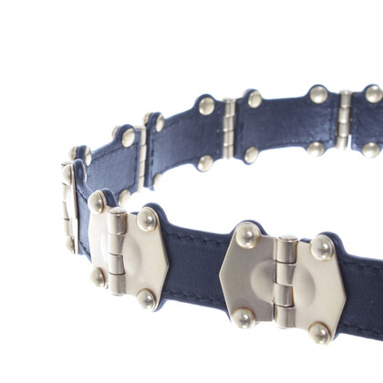 Miu Miu Belt with metal fittings