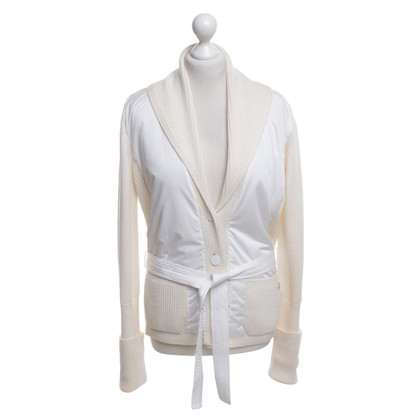 Rena Lange Knit blazer in cream