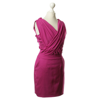 Reiss Draped dress