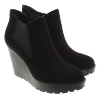Calvin Klein Ankle boots made of suede