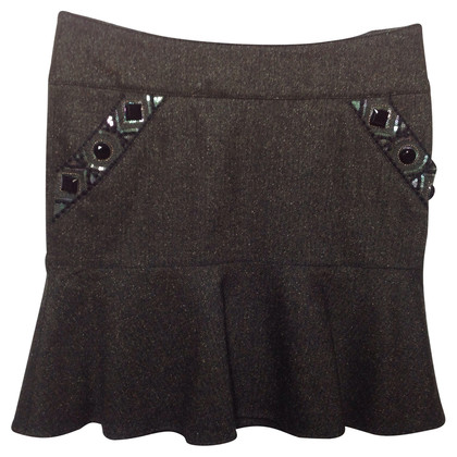 Patrizia Pepe skirt with valance