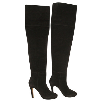 Unützer Thigh high platform boots