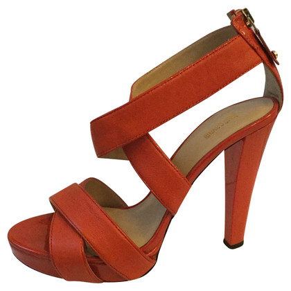 Just Cavalli Sandals in Orange