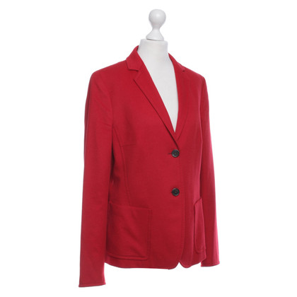Akris Blazer in Red