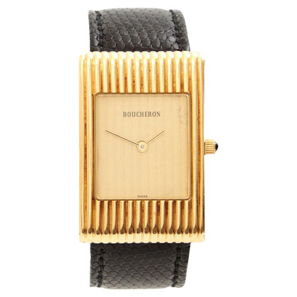 "Boucheron Watch ""Reflet XL 18K"""