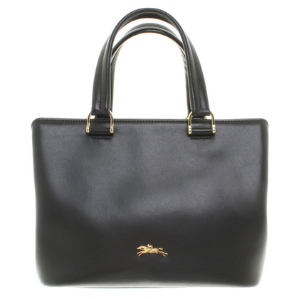 "Longchamp ""Honoré 404"" in zwart"