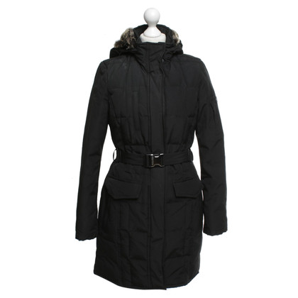 "Woolrich ""Blizzard Parka"" in black"