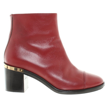 L'autre Chose Boots in Red