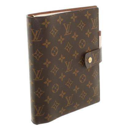 """Louis Vuitton """"Agenda Fonctionnel GM Monogram Canvas"""""""