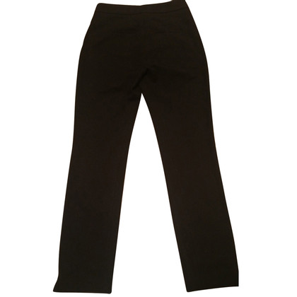 Chanel trousers from silk / cashmere