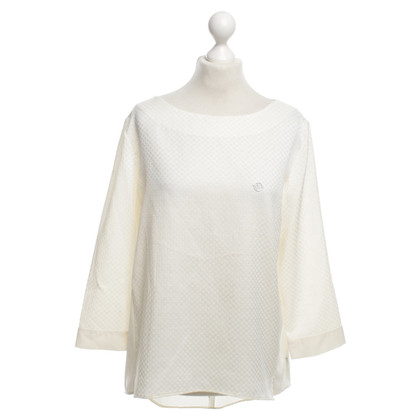 Armani Jeans Blouse in cream