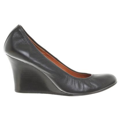Lanvin pumps with wedge heel