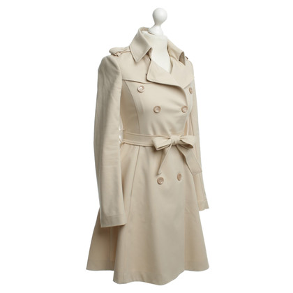 Patrizia Pepe Trench coat in beige