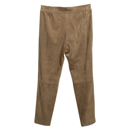 Thomas Rath trousers Suede