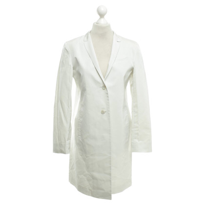 Jil Sander Coat in white