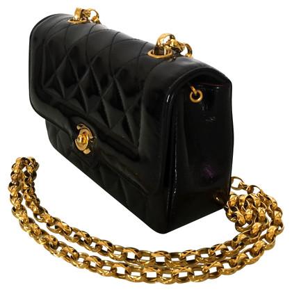 """Chanel """"Classic Flap Bag Mini"""" aus Lackleder"""