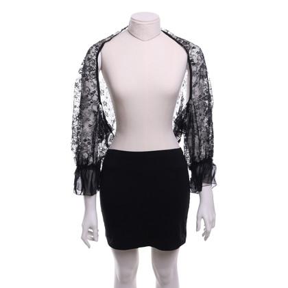 Dolce & Gabbana Bolero jacket in lace
