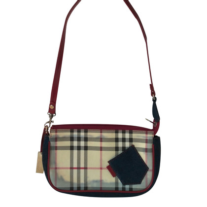 Burberry Genuine Burberry Small Denim handbag