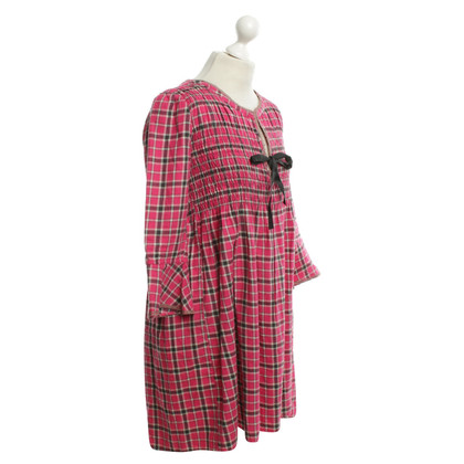 Odd Molly Dress with plaid