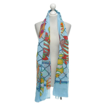 Hermès Katoenen doek