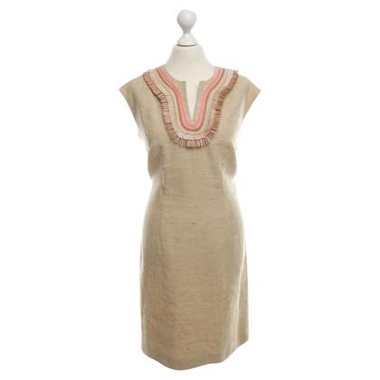 Bogner Dress in Beige