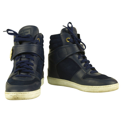 Louis Vuitton Sneakers-Wedges aus Epileder