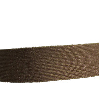 Lanvin Elastic belt with bow