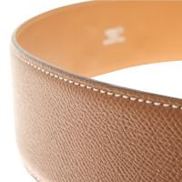 Hermès Belt in brown
