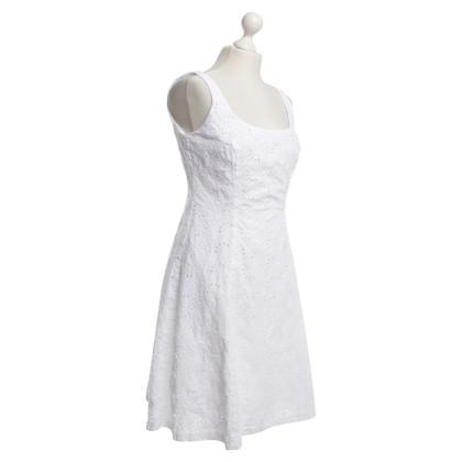 Polo Ralph Lauren abito estivo in bianco