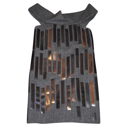 Chloé Wollen jurk extravagant