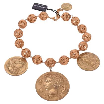 Dolce & Gabbana Collier da monete antiche