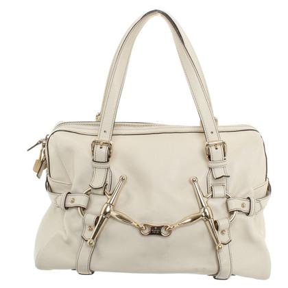 Gucci Handbag in cream white
