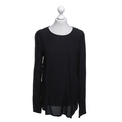 Ann Demeulemeester Top in zwart